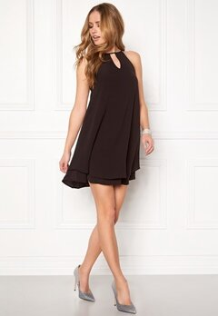 ONLY Mariana Myrina s/l Dress Black Bubbleroom.fi