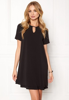 ONLY Mariana Myrina S/S Dress Black Bubbleroom.fi