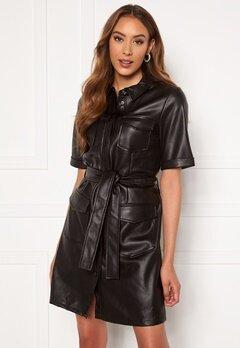 ONLY Maylee-Mada Faux Dress Black Bubbleroom.se
