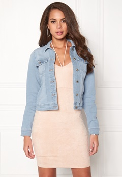 ONLY New Westa Jacket Light Blue Denim Bubbleroom.eu
