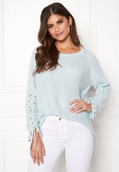 ONLY Noleta L/S Lace Pullover Plein Air Bubbleroom.se