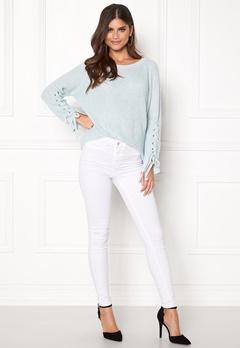 ONLY Noleta L/S Lace Pullover Plein Air Bubbleroom.fi