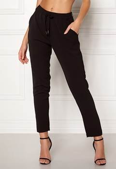 ONLY Nova Pant Solid Black Bubbleroom.se