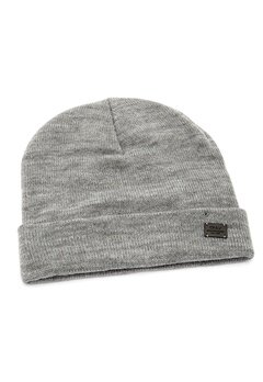 ONLY Pasia Knit Beanie Light Grey Melange Bubbleroom.fi
