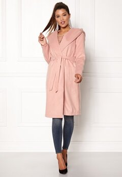 ONLY phoebe hooded coat cc cameo Bubbleroom.se
