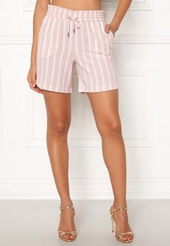 ONLY Piper Shorts Rose Dust/Stripes Bubbleroom.se