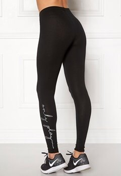 ONLY PLAY Cindi Jersey Leggings Black Bubbleroom.eu