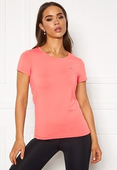 ONLY PLAY Clarissa SS Training Tee Strawberry Pink Bubbleroom.se