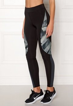ONLY PLAY Dayo AOP Run Tights Black Bubbleroom.se