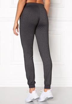 ONLY PLAY Ida Slim Sweat Pants Dark Grey Melange Bubbleroom.fi