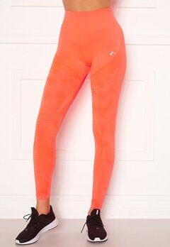 ONLY PLAY Jase Circular HW Tights Fiery Coral Bubbleroom.se