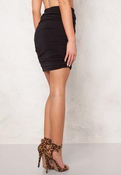 Jacqueline de Yong Kira short skirt Black Bubbleroom.fi