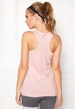 ONLY PLAY Leaf Loose Tank Top Pink Dogwood Bubbleroom.fi