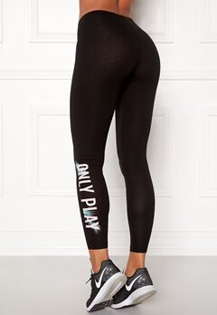 ONLY PLAY Mani Jersey Leggings Black Bubbleroom.no