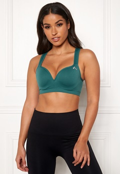 ONLY PLAY Martine Seamless Bra Shaded Spruce Bubbleroom.se