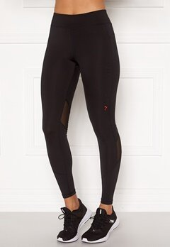 ONLY PLAY Performance Run Tights Black Bubbleroom.se