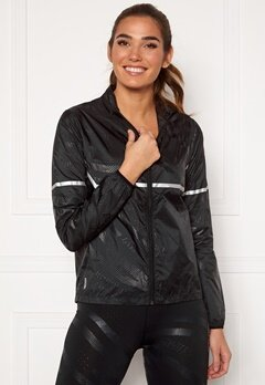 ONLY PLAY Ponay AOP Training Jacket Black AOP Bubbleroom.se