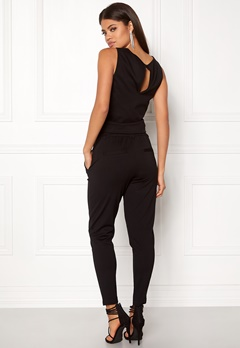 ONLY Poptrash Easy Jumpsuit Black Bubbleroom.no