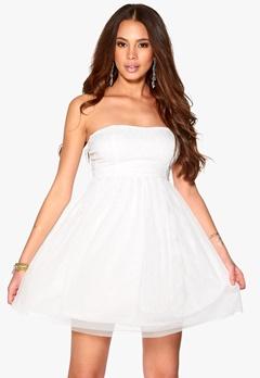 ONLY Princess dress Cloud Dancer Bubbleroom.se
