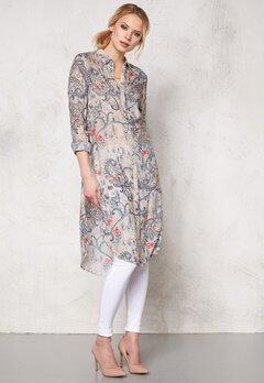 ONLY Radmila l/s Long Shirt Pumice Stone Bubbleroom.se