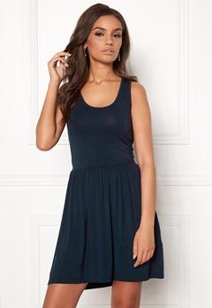 ONLY Rina S L Dress Night Sky   Solid Bubbleroom.se 5a3bbd097f9ad