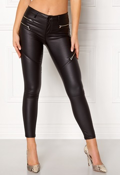ONLY Royal Zip Rock Jeans Black Bubbleroom.eu