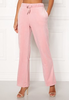ONLY Serena Pants Misty Rose Bubbleroom.se