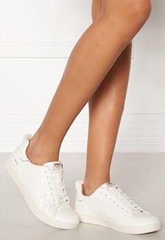 ONLY Shilo Pu Sneaker White Bubbleroom.se