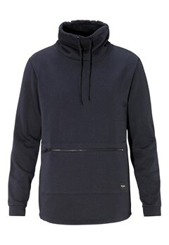 ONLY & SONS Brutus high neck sweat Dark Navy Bubbleroom.no
