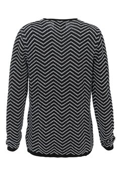 ONLY & SONS Daly Crew Neck Knit Black Bubbleroom.se