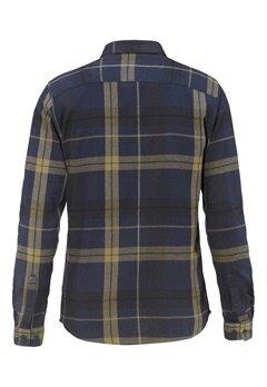 ONLY & SONS Erik ls shirt Blue Bubbleroom.no
