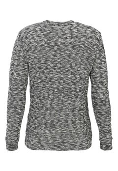 ONLY & SONS Felicito Knitted Crewneck Black Bubbleroom.no