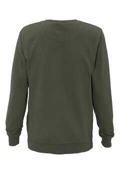 ONLY & SONS Fuel Organic Crew Neck Forest Night Bubbleroom.se