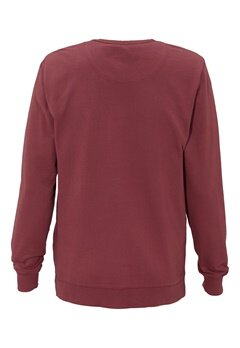 ONLY & SONS Fuel Organic Crew Neck Rosewood Bubbleroom.se