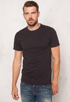 ONLY & SONS Kanta Organic Fitted Tee Raven Bubbleroom.no