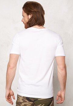 ONLY & SONS Sirius O-Neck Tee White Bubbleroom.se