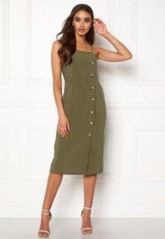 ONLY Sophie Button Strap Dress Kalamata Bubbleroom.se