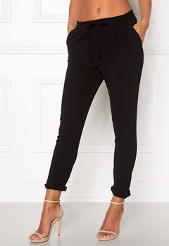 ONLY Turner Pants Black Bubbleroom.fi