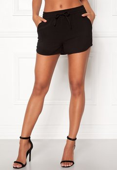 ONLY Turner Shorts Black Bubbleroom.se