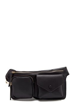 ONLY Una Pocket Bumbag Black Bubbleroom.se