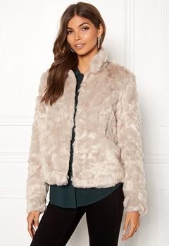 ONLY Viva Fur Jacket Pure Cashmere Bubbleroom.se