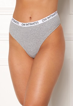OW Intimates Chloe Bottom Grey Bubbleroom.se