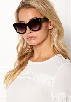 WOS Pallenberg Sunglasses Svart Bubbleroom.se