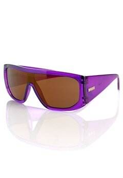 Le Specs Panic Station Sunglasses violetti Bubbleroom.fi