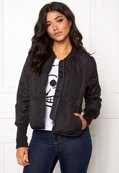 CHEAP MONDAY Parole Jacket Black Bubbleroom.se