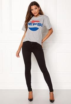 Pepsi Sweet Pepsi Tee Grey Melange Bubbleroom.no