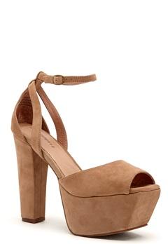 Jeffrey Campbell Perfect 2 Shoes 052 Tan Bubbleroom.no