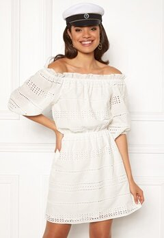 Twist & Tango Phyllis Dress White Bubbleroom.se