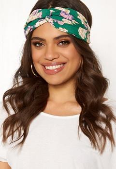 Pieces Cora Hairband Simply Green Bubbleroom.se