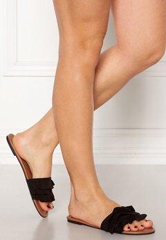 Pieces Eagen Sandal Shoes Black Bubbleroom.se